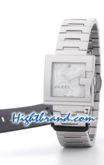 Gucci G Rectangle Watch - Unisex 4