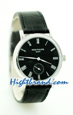Patek Philippe Calatrava Replica Watch 3