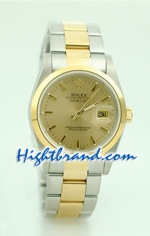 Rolex DateJust Replica Watch Oyester - 6
