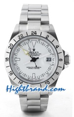 Rolex Explorer II White Face 2