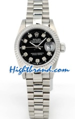Rolex DateJust Ladies - 8