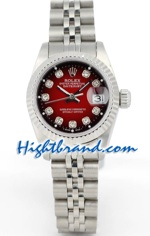 Rolex DateJust Ladies - 3