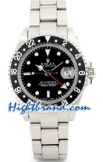Rolex Replica GMT - Swiss Watch - 01