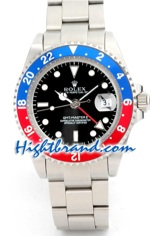 Rolex Replica GMT - Swiss Watch - 02