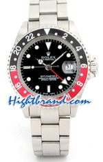 Rolex Replica GMT - Swiss Watch - 04