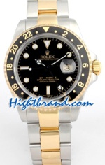 Rolex GMT Two Tone 1