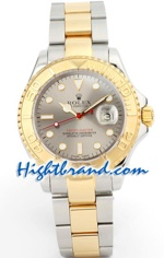 Rolex Replica Yacht Master Two Tone Mens Size 1