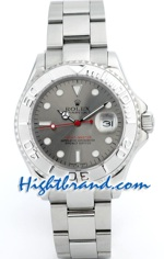 Rolex Yachtmaster Silver 3