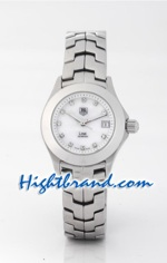 Tag Heuer Link Ladies Watch 7