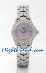 Tag Heuer Link Ladies Watch 1