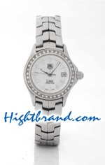 Tag Heuer Link Ladies Watch 15